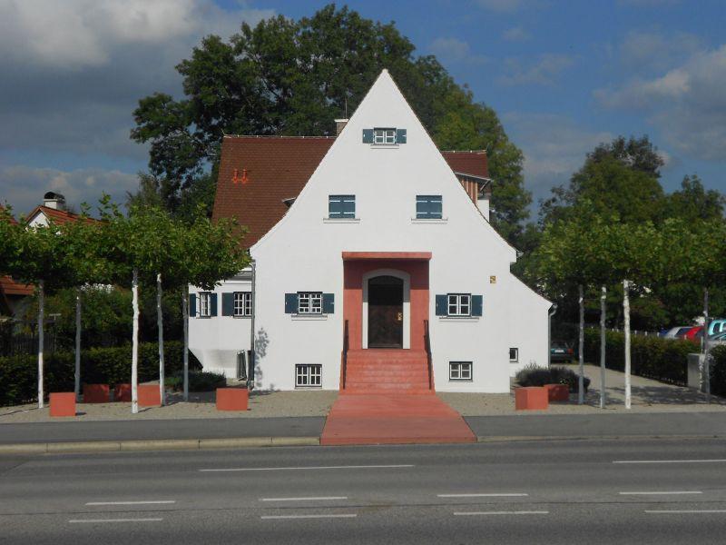 Die frisch renovierte Ruckeschell-Villa